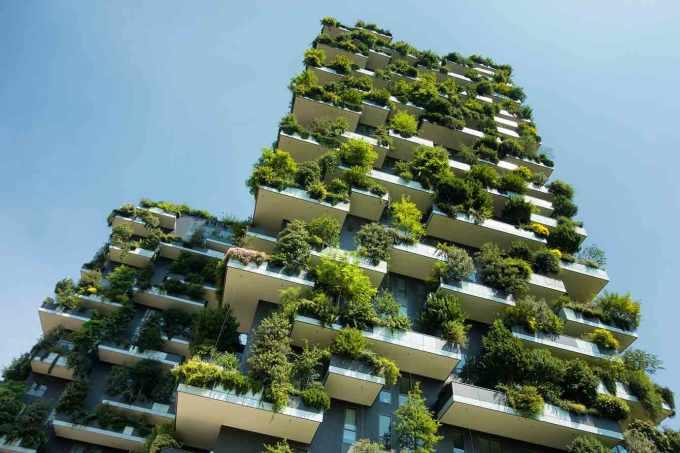 Construções verdes geram ganhos para a saúde e o clima